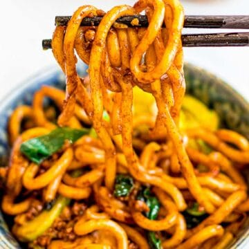 Yaki Udon Stir Fried Udon Noodles Drive Me Hungry