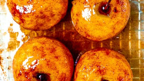 Simple Baked Cinnamon Apples - Drive Me Hungry