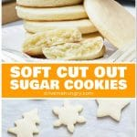 soft cut out sugar cookies