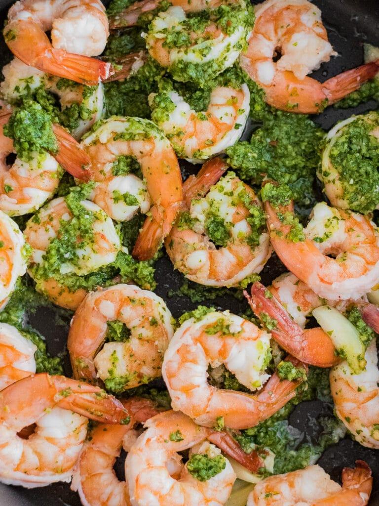 Costco cilantro lime shrimp copycat