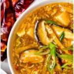 quick and easy hot and sour soup